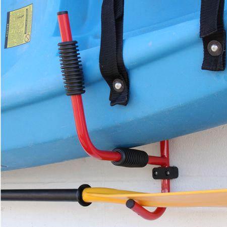 Kayak Storage System -Hook Kayak Hanger -