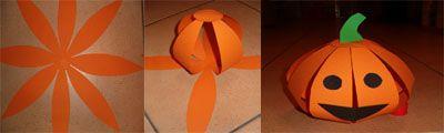 halloween/papierenpompoe - knutseltip