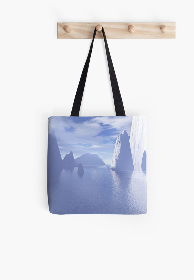 Glacial - Tote Bag