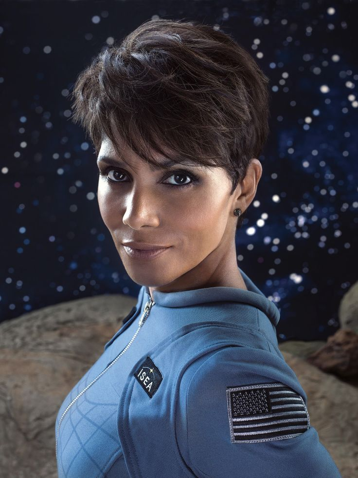 Image result for halle berry as molly wood in extant