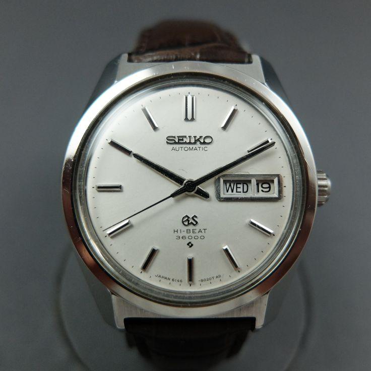 Grand Seiko 6146-8000