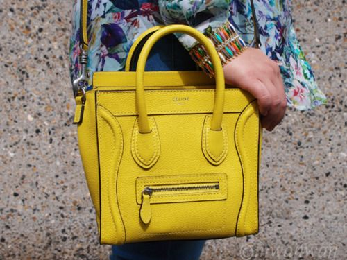 celine luggage nano | Handbags | Pinterest | Celine