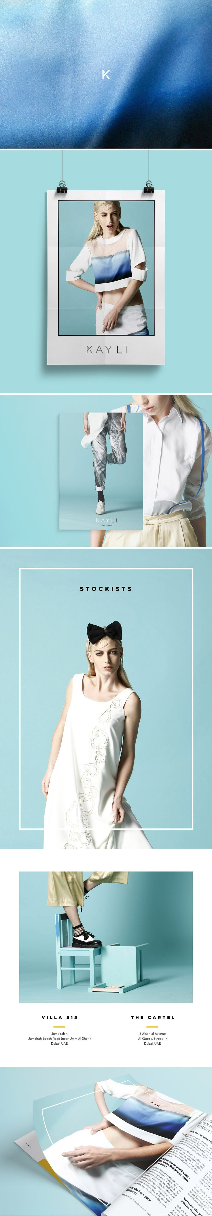 Branch | Kay Li Fashion Media Kit