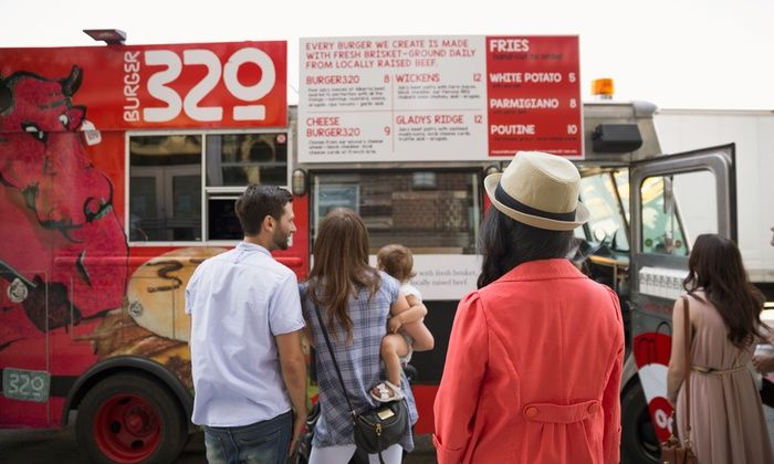 VA StrEats Food Truck Festival - Lake Ridge: General Admission or VIP Tickets for One or Two for VA StrEats Food Truck Festival on May 27 (Up to 50% Off)