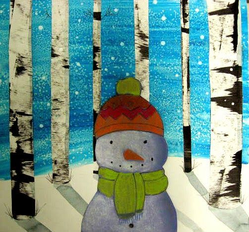winter craft ideas for adults 10 images about 5th grade projects on 7329