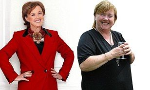 British actress Pauline Quirke weight loss story.  Wow...she looks great!