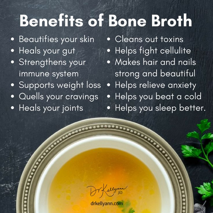 """Hollywood celebrities call it the """"fountain of youth"""" and the """"Botox alternative"""" because it makes your skin smooth and gorgeous. But that's just ONE of bone broth's amazing powers. Click through to get all the details on my blog."""