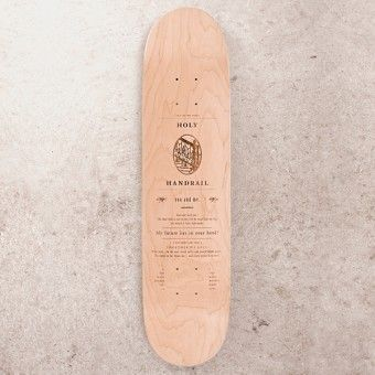 Old Skateboards Holy Handrail Skateboard * Sale | selekkt.com