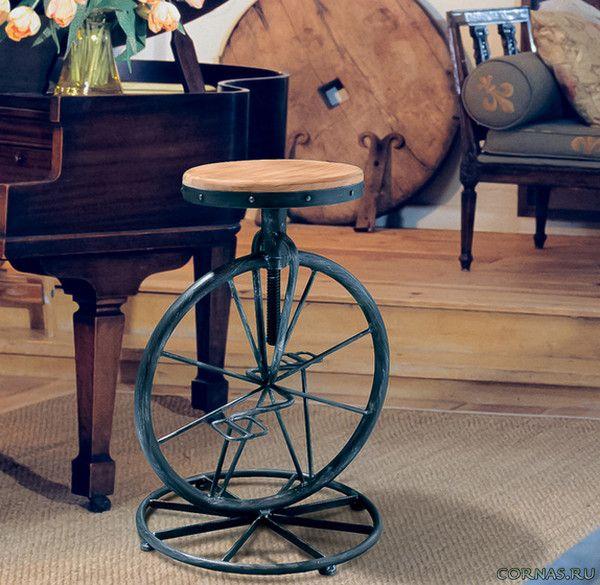 Красивые,современные и креативные барные стулья   для кухни
