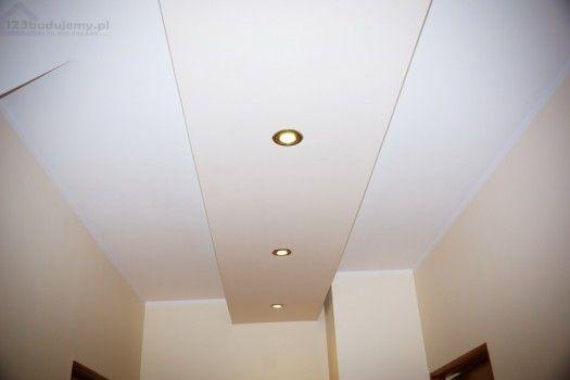 #sufitpodwieszany z oświetleniem #led #dom #mieszkanie #drywall