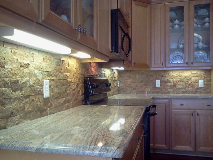 Backsplash Tiles For Kitchen Custom Kitchen Backsplash Countertop And Flooring Tile Installation