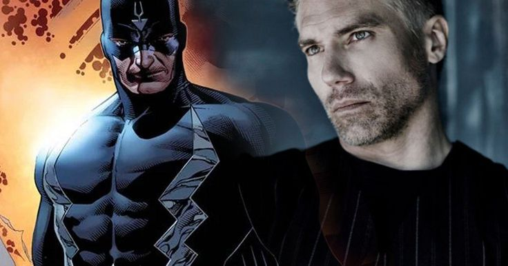 Anson Mount on the run in Inhumans set images and video out of Hawaii!