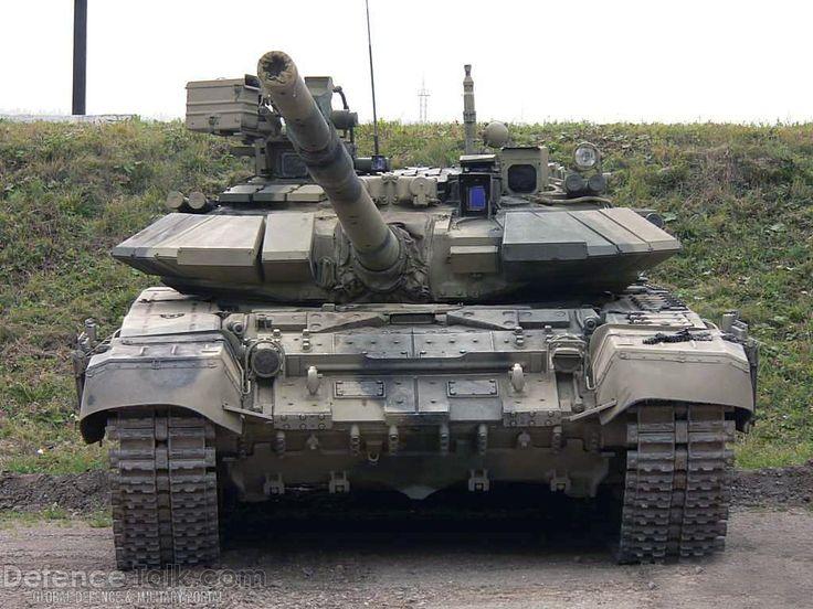 Rusia t-90