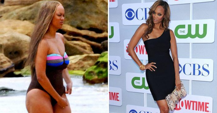 Tyra Banks Diet