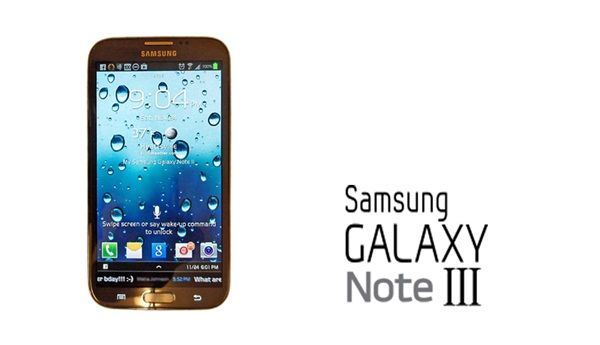 Samsung Galaxy Note 3 Will Be Equipped With 2.5 GB RAM, NOT 3GB