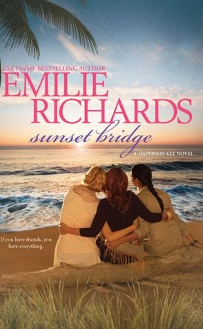 The final book in the Happiness Key series. Would post all of Emilie Richards books if I could find them on pinterest! Whiskey Island is my favorite :)