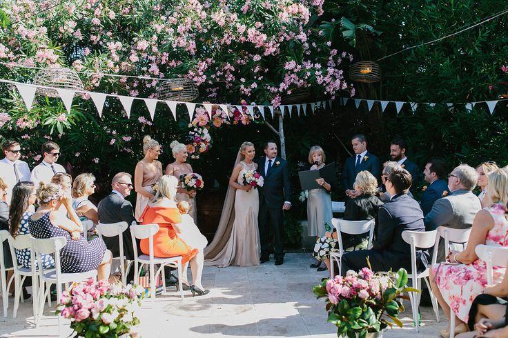 LOUISE + TIM - Real Wedding at Moby Dicks Whale Beach - John Benavente Photography