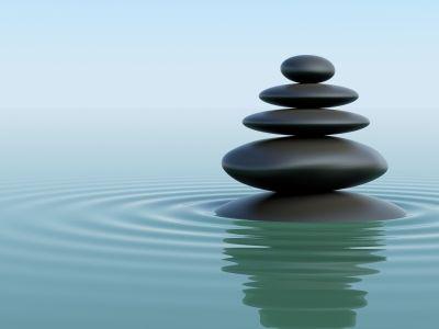 La esencia de la respiración en la meditación zen
