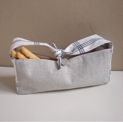 Soft Bread Baskets