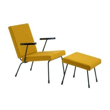 Wim Rietveld and A. R. Cordemeyer, Gispen 1407 chair, 1954.