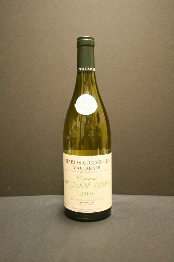 2009 William Fevre Grand Cru Vaudesir Chablis