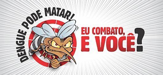 Profª Alba Lucena: Todos Contra a Dengue