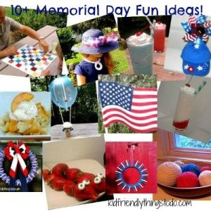 kid friendly memorial day desserts