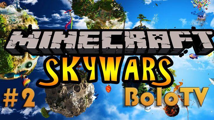 Minecraft PL Skywars - Wszedzie Haxy #2