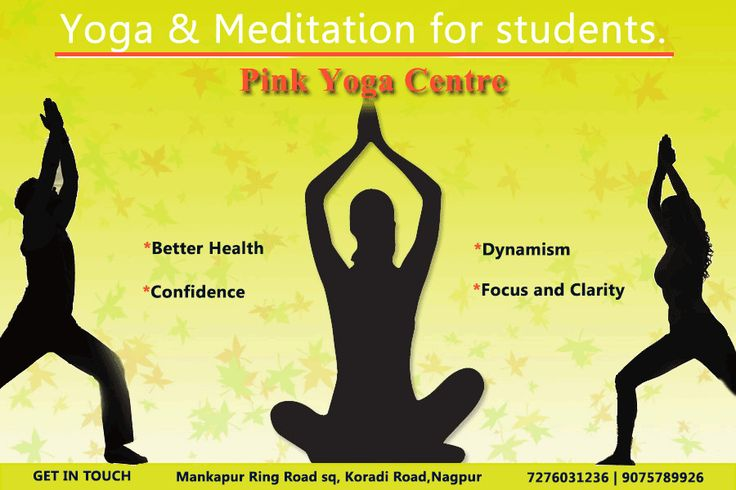 Let our #yoga #programs be your guide,We offer 100% free, high-definition yoga , including yoga #poses, #breathing #exercises, and #meditations @pinkyogacentre  #Special #Yoga & #Meditation session for #Students @Beneficial for students for: #Greaterconfidence, #Morefocus and #clarity , #Betterhealth, #Moremental #strength and #energy, #Greater #dynamism! What are waiting for Just enroll your name today and start meditation with Pinkyogacentre...@mankapur…