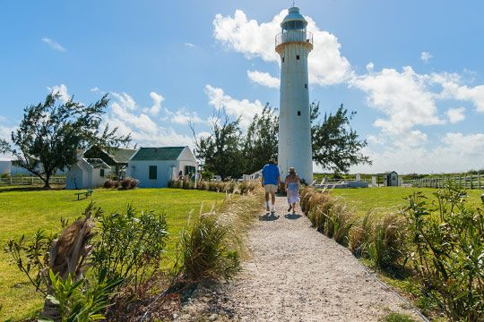 The Lighthouse, Grand Turk, Turks and Caicos Islands.