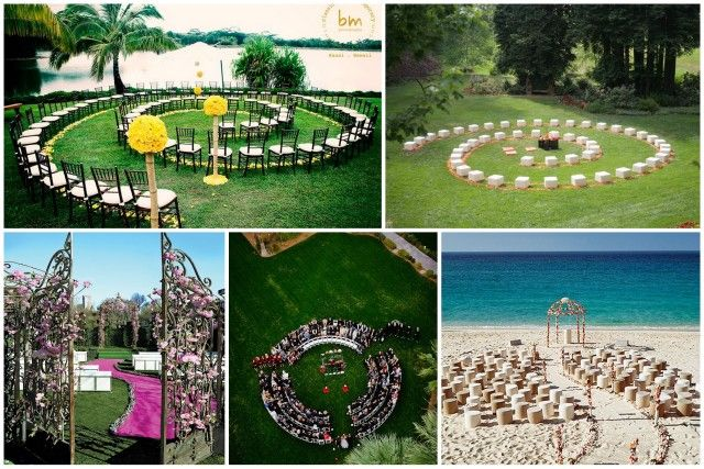 Circle Seating Arrangement For Beach Wedding: 1000+ Ideas About Circle Wedding Seating On Pinterest