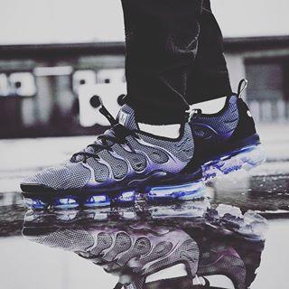 "2f4b99eaf3 Nike Air VaporMax Plus ""EGGPLANT"" Head over to FOOT LOCKER £169.99 🔥 Don"
