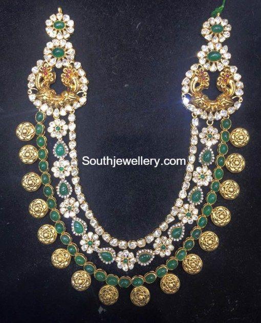 polki emerald haram