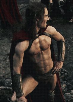 1 of the many reason Michael Fassbender causes heart palpitations  .gif