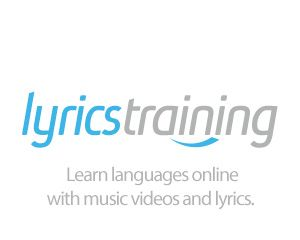 Enjoy learning languages for free playing with the music videos and filling in the lyrics of your favorite songs: English, Spanish, French, German, Italian, Japanese, Portuguese, Dutch, Turkish and more.