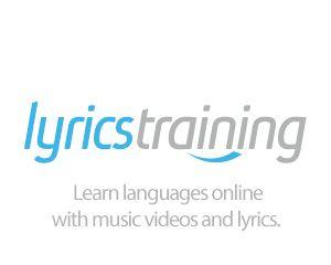 LyricsTraining es un método fácil y divertido para aprender y mejorar tu nivel de Inglés, Francés, Alemán, Italiano y otros idiomas por medio de vídeos musicales y la letra de tus canciones favoritas
