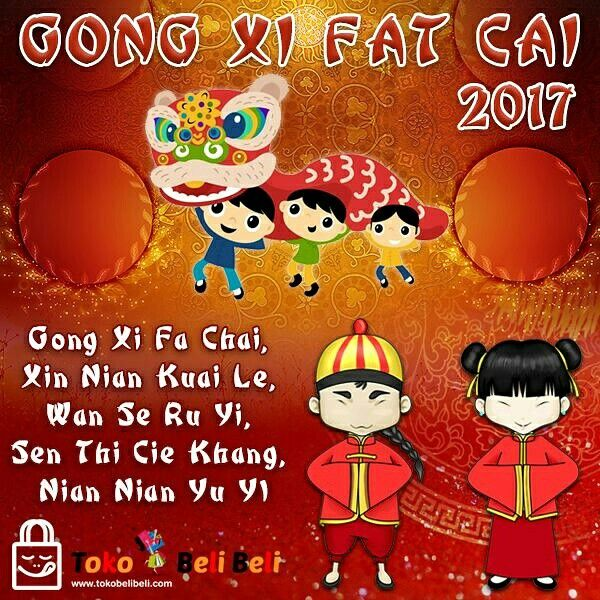 Happy Chinese New Year.. May better luck come into us in this new year.. Gong xi.. Gong xi.. Gong xi fa cai🐓🎋🎎