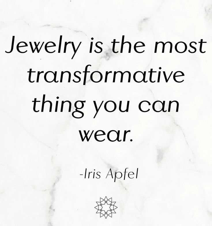 Fashion Quote About Jewellery Jewelry Is The Most
