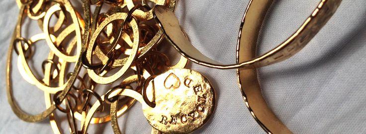 #vetroemetallo #gold jewels