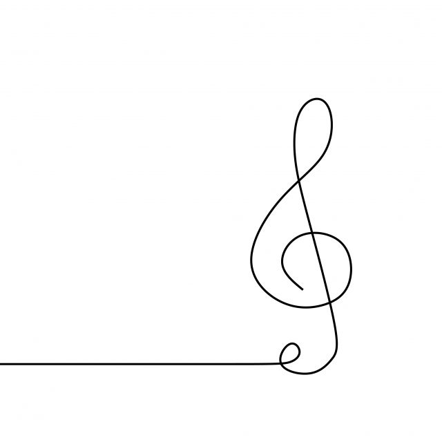Music Sign Continuous One Line Drawing Of G Key Symbol Minimalism Design Vector Drawing Continuous Png And Vector With Transparent Background For Free Downlo Simple Line Drawings Line Art Design Music,Teenage Girl Latest Bridal Lehenga Designs 2020 For Wedding