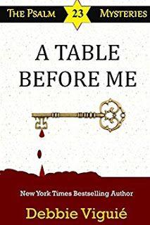 C Jane Read     : A Table Before Me by Debbie Viguie
