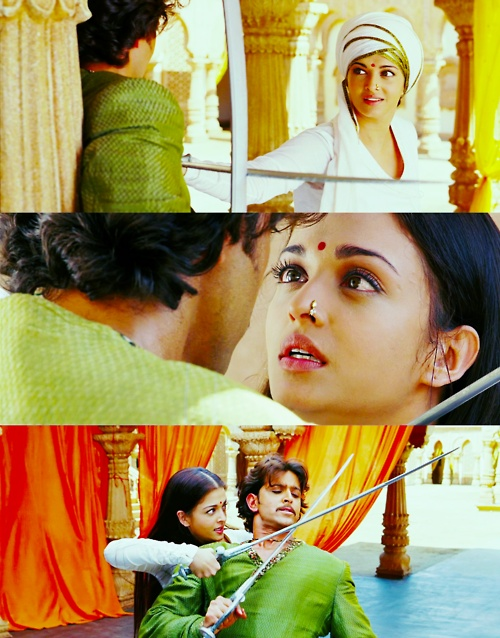 Jodhaa Akbar: this is my favorite scene in the movie!