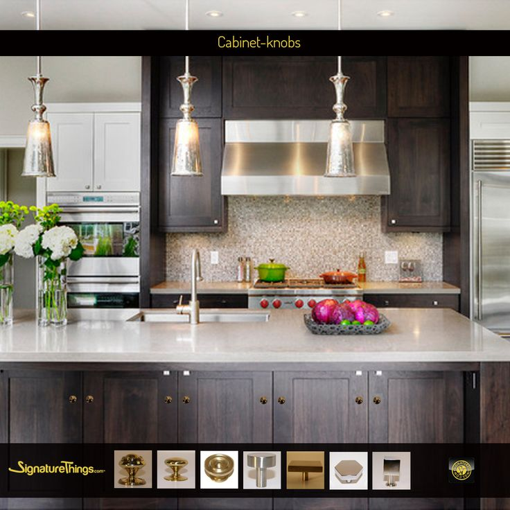 Cabinet hardware spruce up your home by choosing right for Choosing hardware for kitchen cabinets