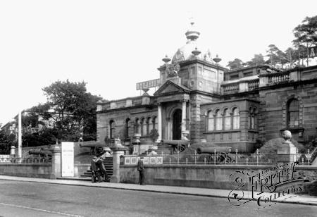 Rothesay, the Public Baths