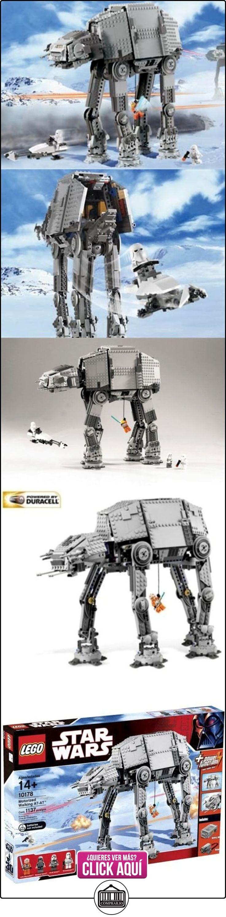 LEGO 10178 Star Wars - 10178 - Vehículo AT-TE con motor  ✿ Lego - el surtido más amplio ✿ ▬► Ver oferta: https://comprar.io/goto/B000WPNOCE