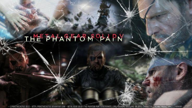 Metal Gear Solid V : The Phantom Pain Wallpaper HD