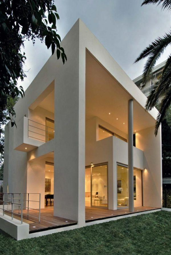L 39 architecture de la villa contemporaine for Architecture contemporaine