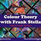 Frank Stella Art Unit - Introductory special offer. I wrote this unit to compliment the IBO theme - How We Express Ourselves. That unit looked at art as an expression of an artist's uniqueness. In th...