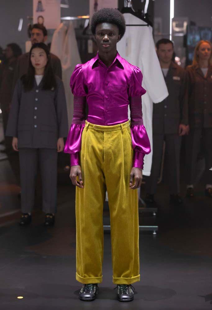 Gucci 2020 2021 Sonbahar Kis Moda Stilleri Moda Moda Haftalari