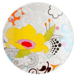 Delight Ceramic Pie Plate